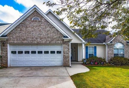 Home In Ennfield Community Duluth GA